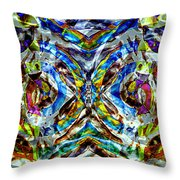 Labyrinth Of The Mind  Throw Pillow
