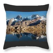 Lac Lerie - 001 Throw Pillow