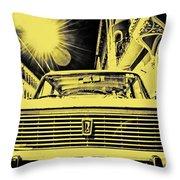 Lada 2101 Throw Pillow