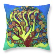 Ladon Throw Pillow