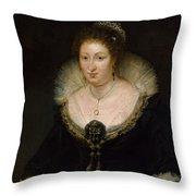 Lady Alethea Talbot, Countess Of Arundel Throw Pillow