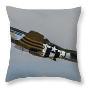 Lady Alice 3 Throw Pillow