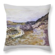 Lady Cove Throw Pillow