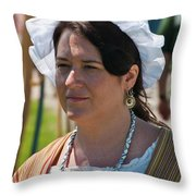 Lady II 6691 Throw Pillow