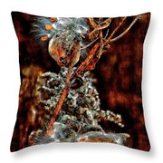 Lady Of The Dance II  Throw Pillow