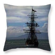 Lady Washington-1 Throw Pillow
