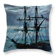 Lady Washington-3 Throw Pillow