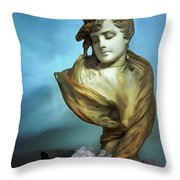 Thwarted Love Throw Pillow