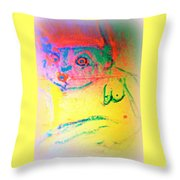 You Are So Ladylike That One Almost Forgets What You Really Are  Throw Pillow