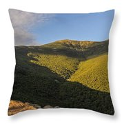 Lafayette Ledges Throw Pillow
