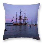 Lafayette's Hermione Throw Pillow