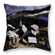 Laforet Vresse Throw Pillow