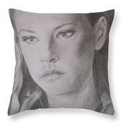 Lagertha Throw Pillow