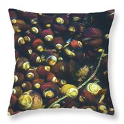 Laguna Beach Tide Pool Pattern 1 Throw Pillow
