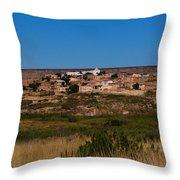 Laguna Pueblo Throw Pillow