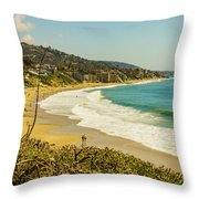 Laguna View Throw Pillow