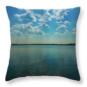 Lake Calhoun 3804 Throw Pillow