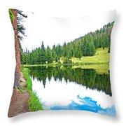 Lake Irene 12-3 Throw Pillow
