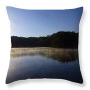 Lake Lainer Sc Throw Pillow