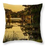 Lake Martin 2 Throw Pillow