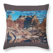 Lake Powell 2 Throw Pillow