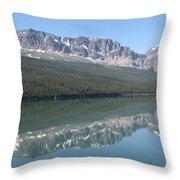 Lake Sherbourne Throw Pillow