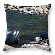 Lake Tahoe 22  Throw Pillow