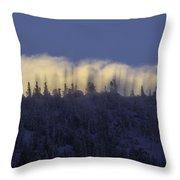Lake Tahoe Sunsrise Throw Pillow