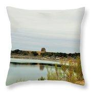 Lake030 Throw Pillow