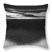 Lakes #1 Throw Pillow