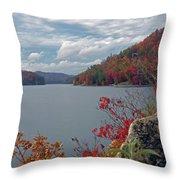 Lakes Perfection Throw Pillow
