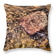 Lakescapes 4 Throw Pillow