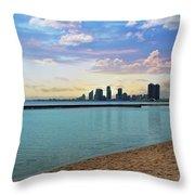 Lakeshore Throw Pillow