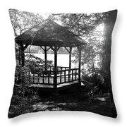 Lakeside Magic Throw Pillow