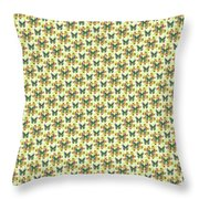 Lalabutterfly Lemons Reduced Scale Throw Pillow