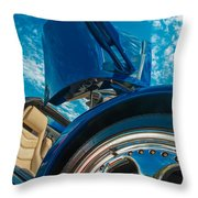 Lamborghini Diablo Throw Pillow