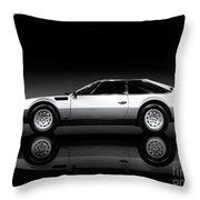 Lamborghini Jarama 1972 Throw Pillow