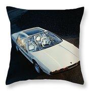 Lamborghini Marzal Throw Pillow