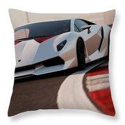 Lamborghini Sesto Elemento - 03 Throw Pillow