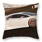 Lamborghini Sesto Elemento - 05 Throw Pillow