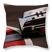 Lamborghini Sesto Elemento - 07 Throw Pillow
