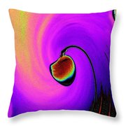 Lamp Throw Pillow