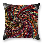 Lampion Throw Pillow