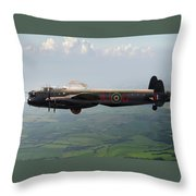Lancaster Aj-g Carrying Upkeep Throw Pillow