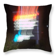 Lancaster General Emergency Room Throw Pillow