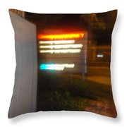 Lancaster Genral Entrance Throw Pillow