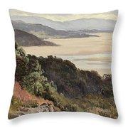 Lancaster Sands Throw Pillow