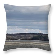 Land Between The Lakes National Recreation Area Throw Pillow