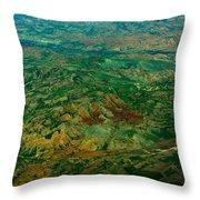 Land Of Oz Throw Pillow