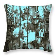 America The Land Of The Free Throw Pillow